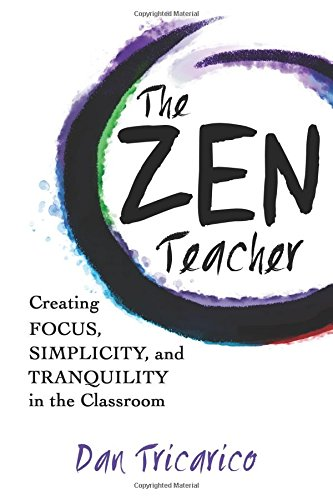 Zen Teacher Simplicity Tranquility Classroom product image