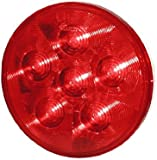 51sVYeU4KiL._AC_UL160_SR160160_ amazon com truck lite 45202r red super 45 stop, turn & tail lamp  at panicattacktreatment.co