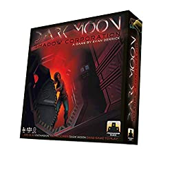 Stronghold Games Dark Moon Shadow Board Games