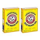 Arm & Hammer, Super Washing Soda Detergent Booster - 55 oz by Arm & Hammer (2pack)