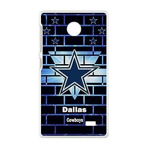 DASHUJUA The Dallas Cowboy Cell Phone Case for Nokia Lumia X