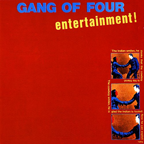 Gang of Four: Entertainment [Vinyl LP] (Vinyl)