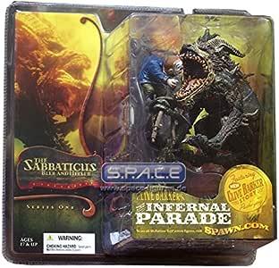 El Infernal Parade Sabbaticus ampolla y heeler [importado de Alemania]: Amazon.es: Juguetes y juegos
