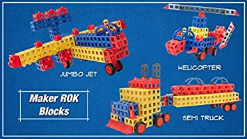 Rokenbok Maker ROK Blocks