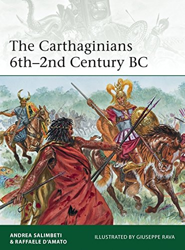 Read Online The Carthaginians 6th–2nd Century BC (Elite) ebook