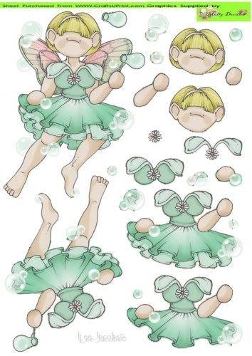 Lee Jacobs - Chupetes de hada con burbujas: Amazon.es: Hogar