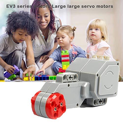 Children Toy, For LEGO Mindstorms EV3 Series Motors Large Servo Motors Educational Coding Kit for Kids