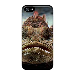 Excellent Design Lt Fish Phone Case For Iphone 5/5s Premium Tpu Case
