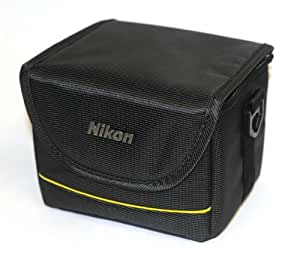 Nikon Camera Case with Shoulder Strap for P7800, P520, L830, L330, and more