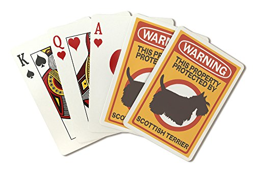arning (Playing Card Deck - 52 Card Poker Size with Jokers) ()