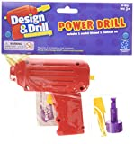 Educational Insights Design & Drill, Power Tool Drill and 2 Bits