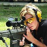awesafe Electronic Shooting Earmuff, Noise