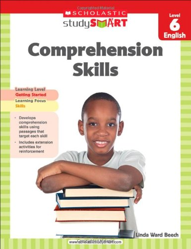 Scholastic Study Smart Comprehension Skills Level 6 PDF