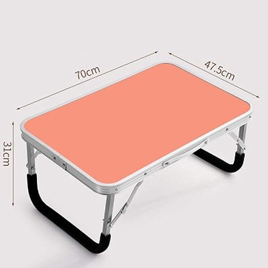 LINlz Mesa de escritorio para computadora portátil, mesas de ...