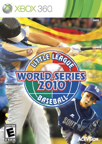 Little League World Series 2010 - Xbox - Baseball Kids League Little