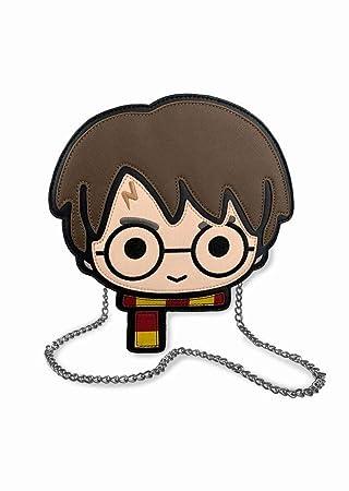 Amazon.com: Groovy Harry Potter Bolso de hombro Harry Kawaii ...