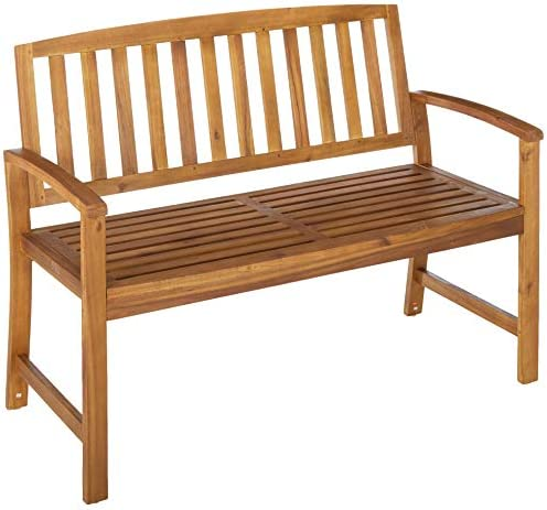 Christopher Knight Home Tamika Teak Finish Acacia Bench