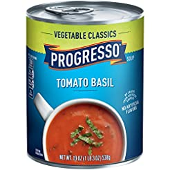 Progresso Soup, Vegetable Classics, Toma...