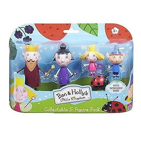 Amazon.com: Character Options - 5 figuras de Ben y Holly ...