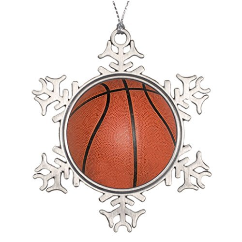 ances Lincoln Ideas for Decorating Christmas Trees Basketball Sport Metal Christmas Trees]()