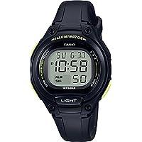 Casio LW-203-1BVCF Reloj para Mujer, color Negro
