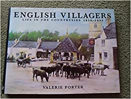 Book English Villagers: Life in the Countryside, 1850-1939