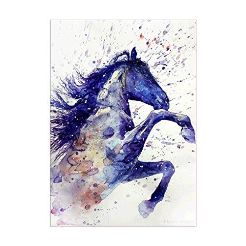 Running Horse 5D Diamant Stickerei Malerei DIY Malerei Kreuzstich Dekor Kit