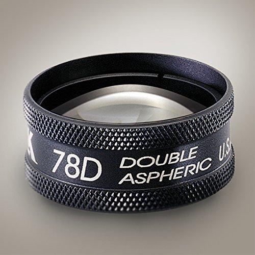 Premier Manual Range (Volk 78D General Diagnosis and Laser Treatment Lens in Case with Manual Part # V78C)