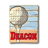 Golf Sign / Wood Sports Sign / Boys Bedroom Decor Review