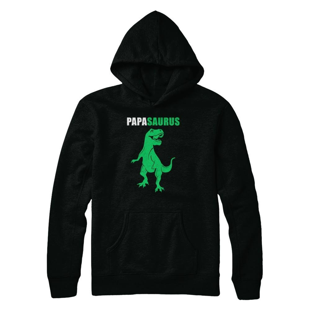 Papasarus Funny Dinosaur First Time Papa Fathers Day T Shirt
