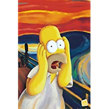 The Simpsons Poster Print, 24x36