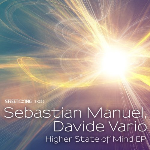 Amazoncom Higher State Of Mind Sebastian Manuel