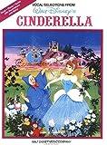 Cinderella - Vocal Selections (Disney Movie)