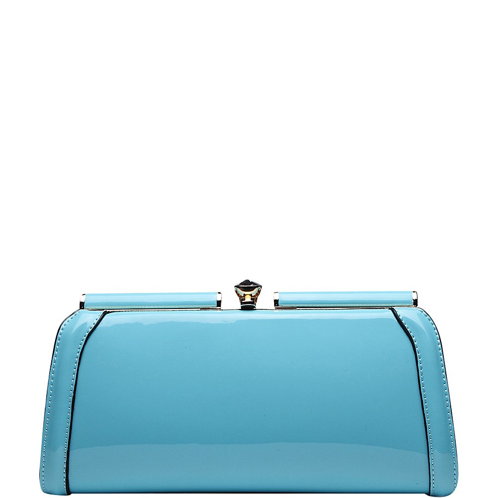 MKF Collection Heaven Clutch Bag (Light Blue)