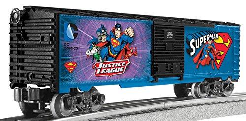 Lionel Superman Lantern , Green