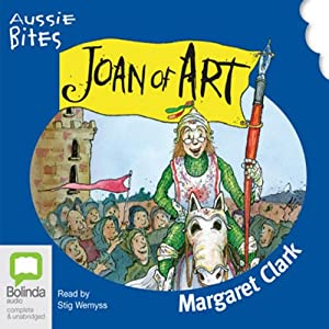 Joan of Art: Aussie Bites Audiobook