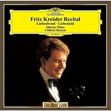 Kreisler: Favorite Violin Works