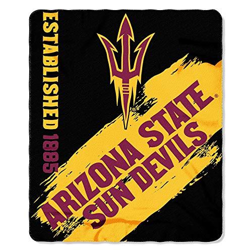 The Northwest Company Arizona State Sun Devils Established Fleece Throw Blanket