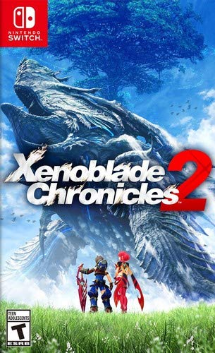 Xenoblade Chronicles 2 - Nintendo Switch (Best New Rpg Ps4)