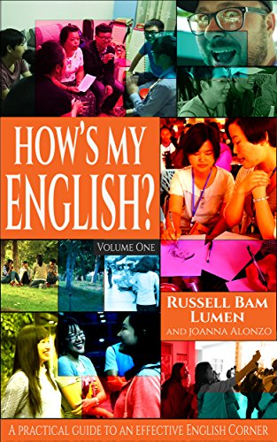 Download PDF How's My English? - A Practical Guide to an Effective English Corner