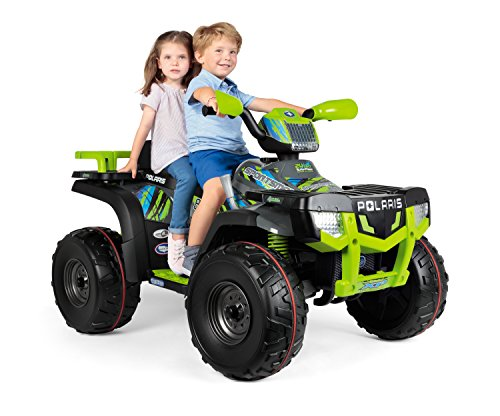 Peg Perego Polaris Sportsman 850 24V Vehicle for sale  Delivered anywhere in USA