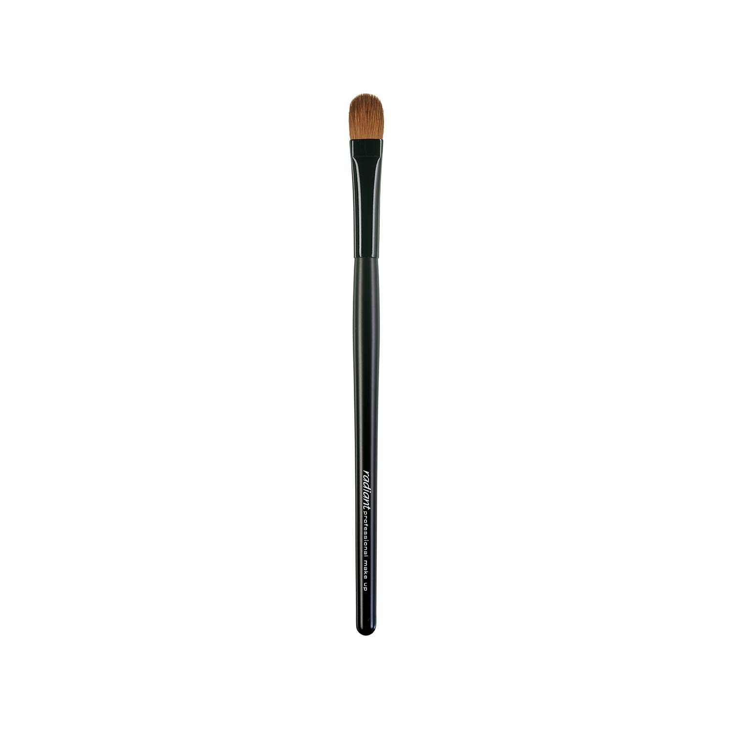 Radiant Professional Small Eye Shadow Blender Brush– Tapered Eyeshadow Makeup Brush Ideal For Blending Techniques, Sculpting & Shading– With Slightly Rounded Tip For Precision– Natural, Soft Bristles
