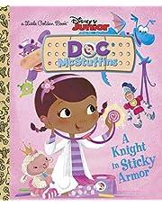 A Knight in Sticky Armor (Disney Junior: Doc McStuffins)