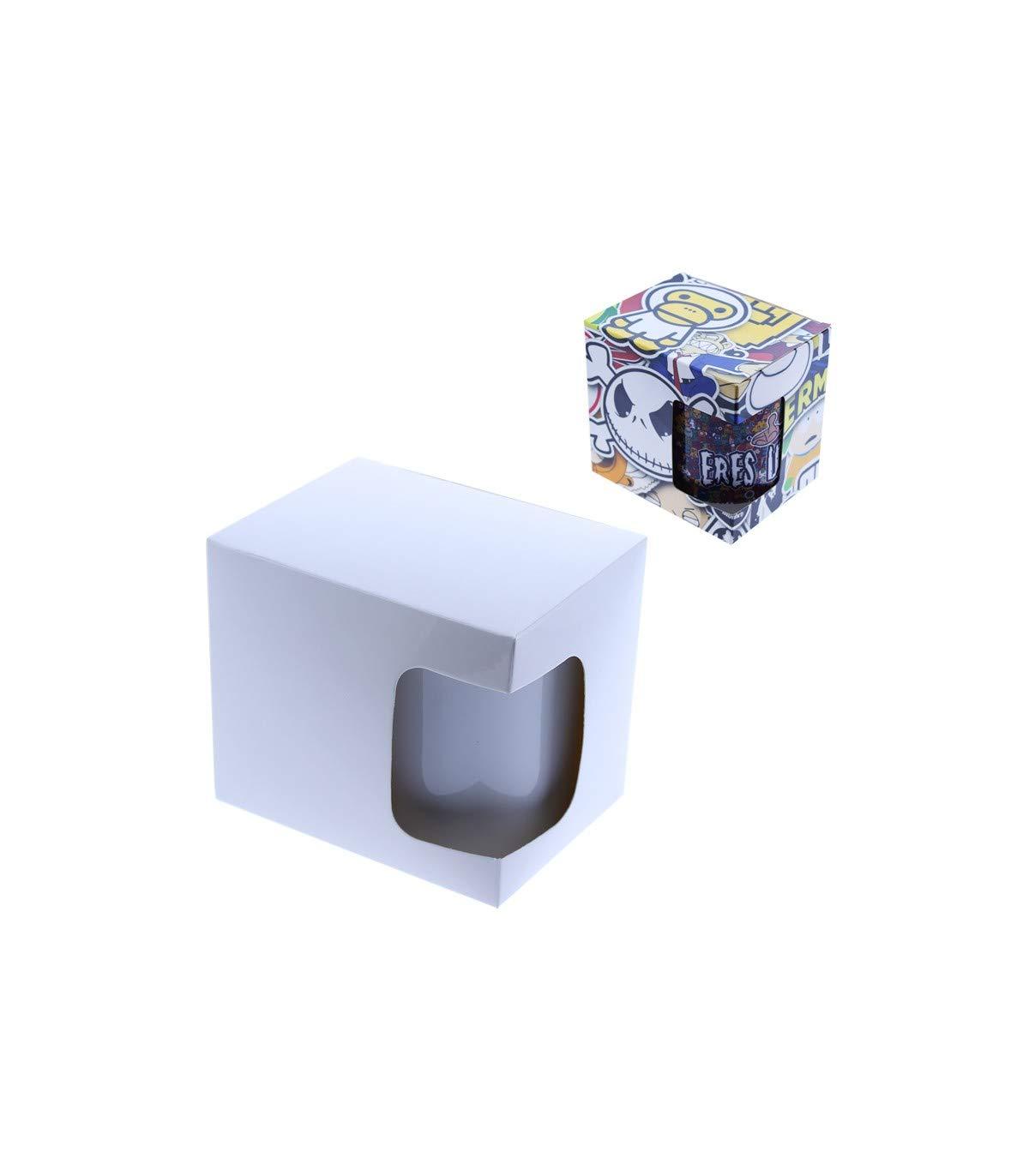 Grupo K-2 Caja Sublimable Para Tazas De Sublimación: Amazon.es: Hogar