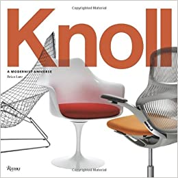 Knoll: A Modernist Universe: Amazon.co.uk: Brian Lutz ... | furniture universe uk