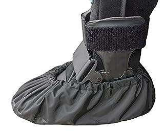 MyShoeCovers 1 Fracture Walking Boot Cover - Black, X - Large (B01J4IYL7G) | Amazon price tracker / tracking, Amazon price history charts, Amazon price watches, Amazon price drop alerts