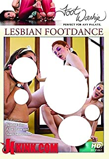 Lesbian foot cleaners