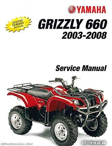 Owners Manual 2007 Yamaha Rhino 660 - Free User Guide •