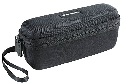 Caseling Hard CASE Travel Bag for DKnight Magicbox I and II Ultra-Portable Wireless Bluetooth Speaker. With Mesh pocket.
