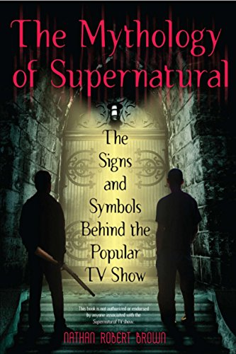 A Book Review By Carma Spence The Mythology Of Supernatural The